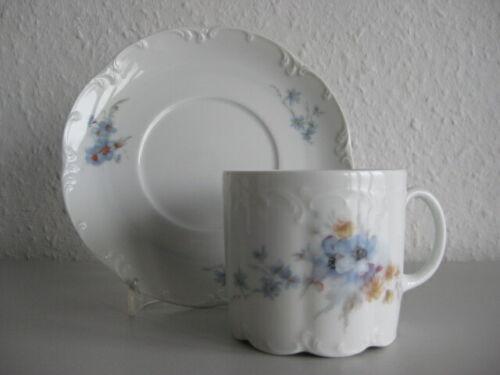 Rosenthal Monbijou Belvedere ♥ Kaffeetasse /& Untertasse ♥ 1 Kaffeegedeck ♥