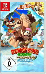 Donkey Kong Country Tropical Freeze (Nintendo Switch, 2018) - Mettmann, Deutschland - Donkey Kong Country Tropical Freeze (Nintendo Switch, 2018) - Mettmann, Deutschland