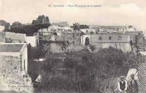 R184216 Tanger. Porte Principale de la Casbah. Taddei