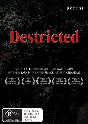 Destricted (DVD) - ACC0095