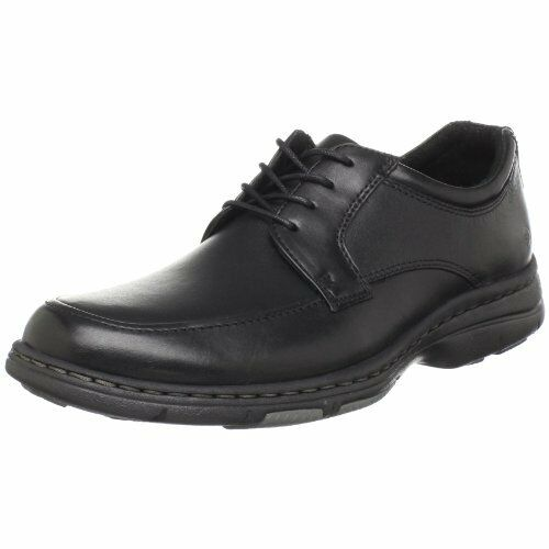 Dunham by New Balance HAMILTON  Uomo Leder Schuhes Moc Toe Oxfords Diabetic Schuhes Leder 8fdaa3