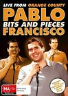 Pablo Francisco - Bits And Pieces (DVD, 2010)