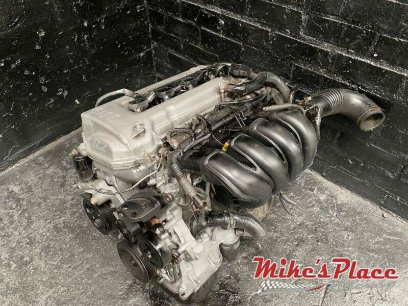 Toyota Corolla - RunX 180i 1ZZ Engine for sale at Mikes Place