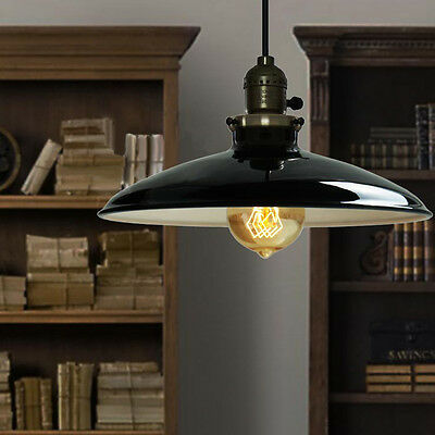 Modern Industrial Hanging Ceiling Light Pendant Lamp Shade Fixture Chandeliers 1
