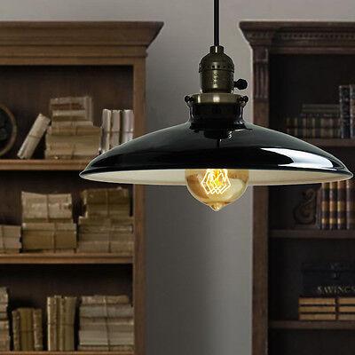 Modern Industrial Hanging Ceiling Light Pendant Lamp Shade Fixture Chandeliers 1