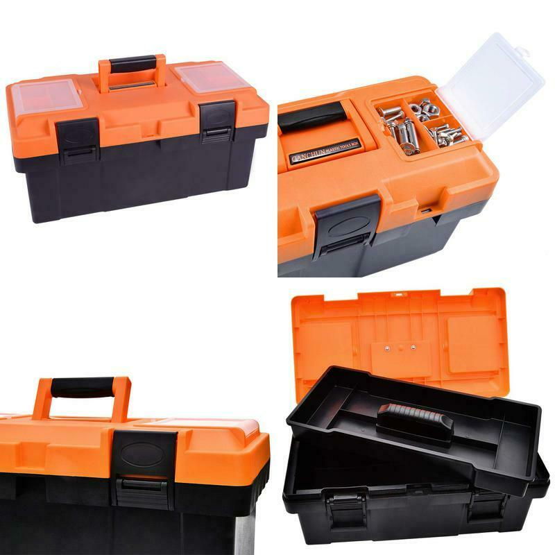 18-Inch Toolbox,Consumer Storage And Craftsman Tool Box