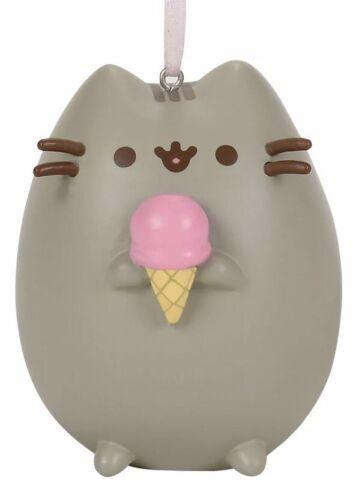 Dept 56 Pusheen 2017 I Love Ice Cream Holiday Ornament