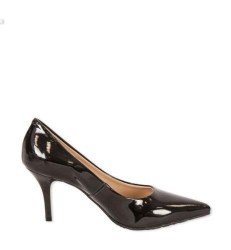 Details about  /Victoria Heel in Black by Neuaura Vegan Size 5 /& 8 Available 6