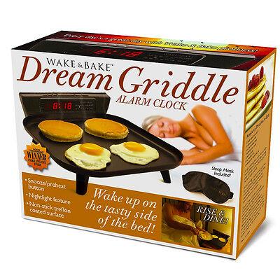 Novelty Wake And Bake Dream Griddle Fun Birthday Christmas Gift Box