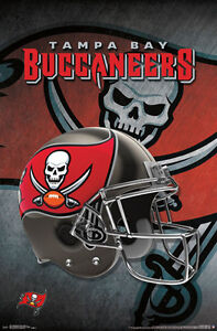 Image is loading TAMPA-BAY-BUCCANEERS-Bucs-Official-NFL-Football-Team- 561971c2147