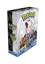 Pokemon Black and White (Manga) Box Set 3 (Vol 15-20) - BRAND NEW