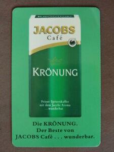 K-283-04-91-MINT-Ongebruikt-Duitsland-Jacobs-Cafe-opl-3000
