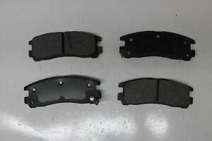 Disc-Brake-Pad-Set-Semi-Metallic-Pads-Rear-Parts-Plus-by-Raybestos-PPB383