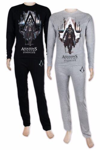 L /& XL Men/'s Assassins Creed Pyjama Set,size XS,S M