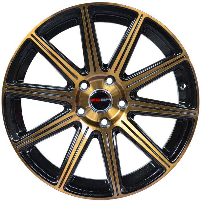 4 GWG Wheels 20 Inch Bronze MOD Rims Fits ACURA TL TYPE S