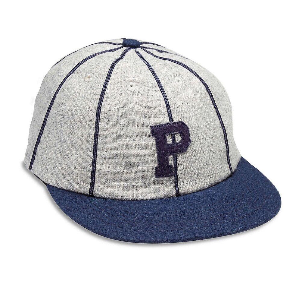 Ebbets Field Flannels Portland Beavers 1911 MADE IN USA Wool Baseball Cap NEW