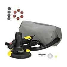 Electric Drywall Sander With Vacuum Variable Speed And 26ft Power Cord