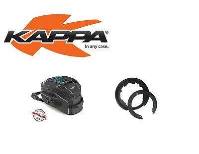 Audace Kappa Borsa Serbatoio 16 L + Flangia Bf16k Per Per Bmw F 800 Gt 2013 - 2018
