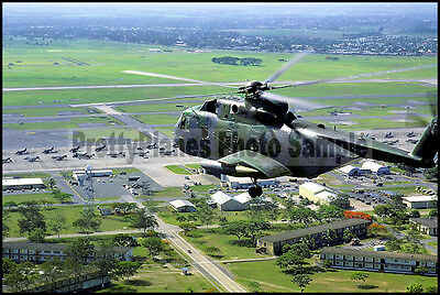 US AIR FORCE USAF HH-3 Jolly Green Giant helicopterDD 8X12 PHOTOGRAPH