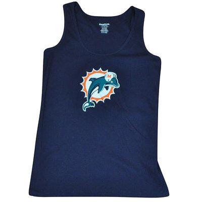 Nfl Reebok Miami Dolphins Damen Logo Premier Too Tank Top Dw3130 Einfach Zu Schmieren Weitere Ballsportarten Sport