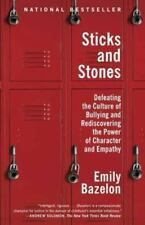 Sticks and Stones, a non-fiction book about bullying