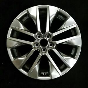 19-034-5-spoke-TOYOTA-RAV4-2019-2020-OEM-Factory-Original-Alloy-Wheel-Rim-75244