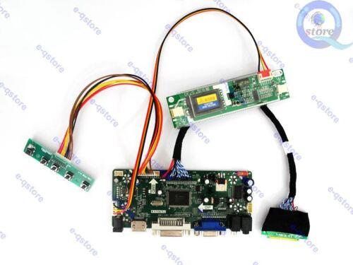 SL 01 HDMI//DVI//VGA Lcd Lvds Controller Monitor Board Diy Kit for LP201WE1 SL01