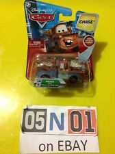 DISNEY PIXAR CARS CHASE MATER WITH GLOW IN THE DARK LAMP NS SAVE 6/% GMC