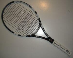2012-US-Open-Agnieszka-Radwanska-Match-Used-Babolat-Signed-Tennis-Racquet