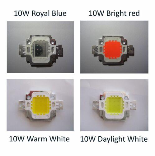10W 20W 30W LEDs Chips 12V 36V Hydroponic Aquarium grow light SMD COB High Power