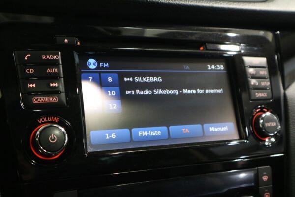 Nissan Qashqai 1,5 dCi 110 Tekna billede 5