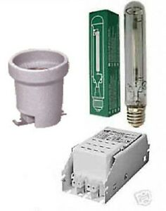 Kit Lampe Budget Mh 400w Philips Hpit E40 Ballast New Ebay