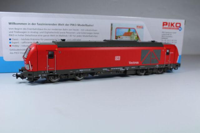 Piko 59986 Diesellok Vectron BR 247 906-1 DB AG Ep. VI Analog, Neuware.