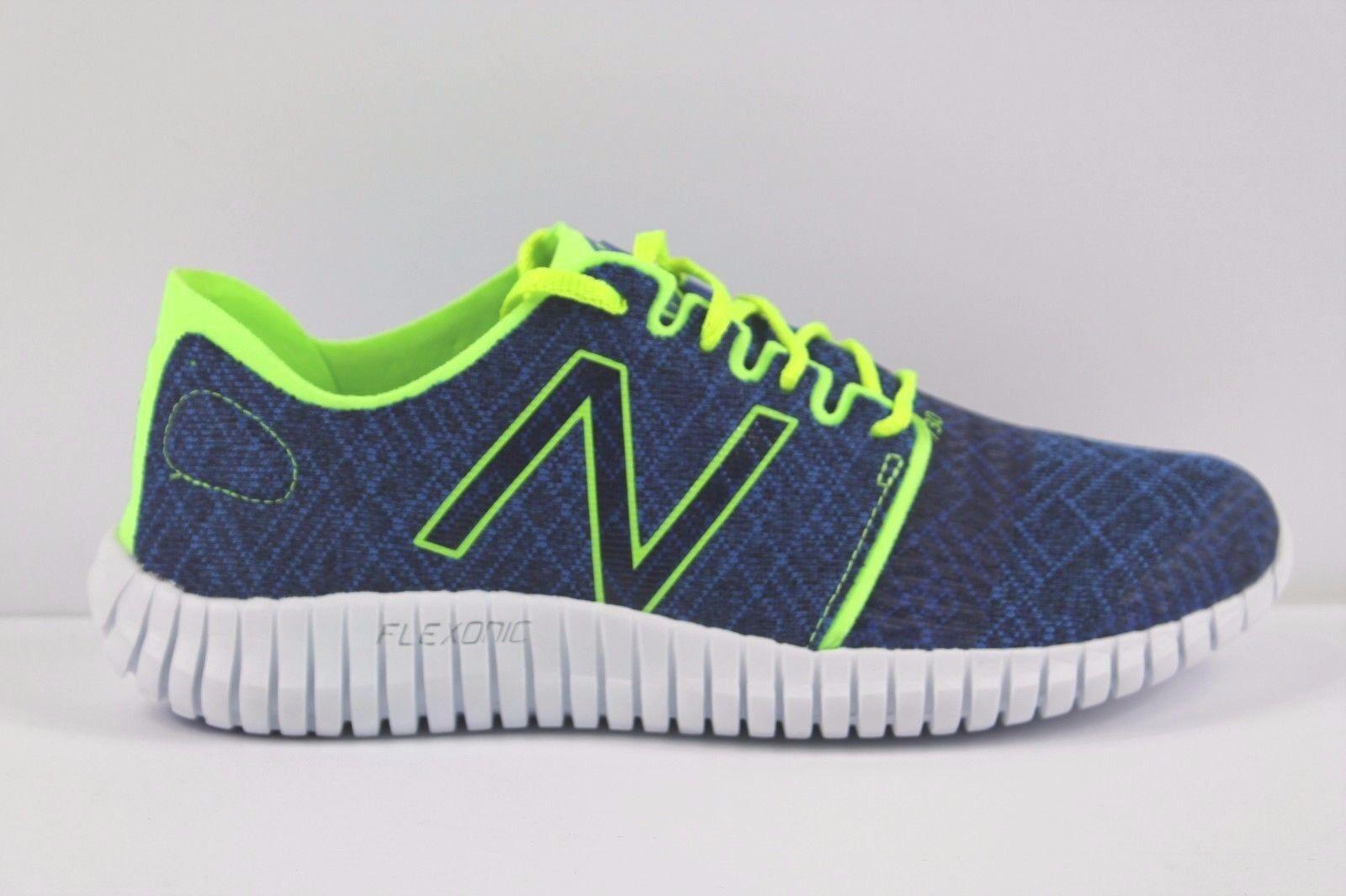 Mens New Balance M730LP3 730 Neutral Cushion Running Shoes Blue Green White