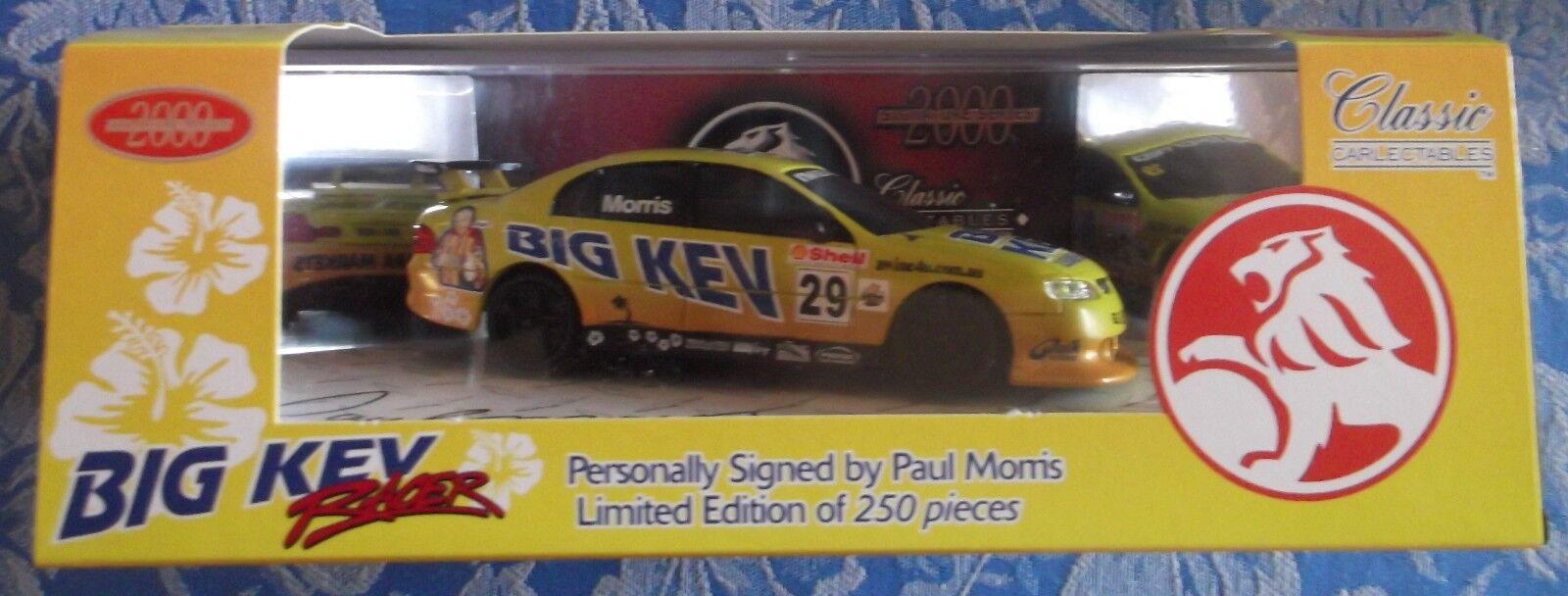 barato y de moda Classic Cochelectables Signature Series Paul Paul Paul Morris Big Kev Commodore  alto descuento