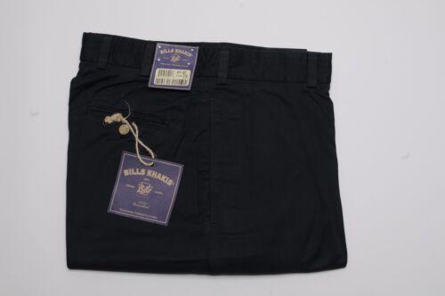 Black Model 1 Pleated Bills Khakis Chamois Cloth M1P-BCC