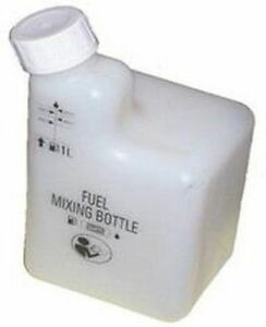 Bouteille Bidon Mélange De Carburant 2 Temps