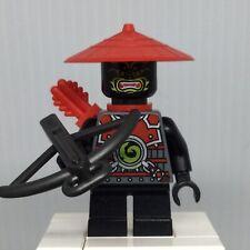 LEGO® Ninjago Sammelfigur Kai mit Tiefengestein und Gold-Katana 70736 njo153