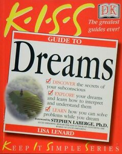 K-I-S-S-Guide-To-Dreams-by-Lenard-Lisa-Book-Soft-Cover-New-Age