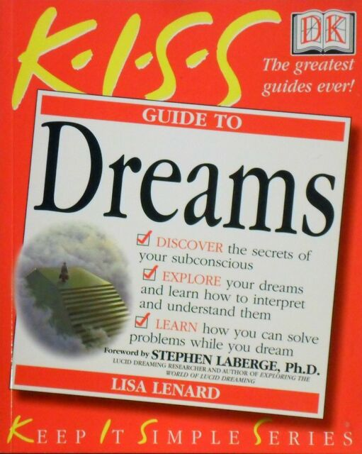 K-I-S-S Guide To Dreams by Lenard Lisa - Book - Soft Cover - New Age