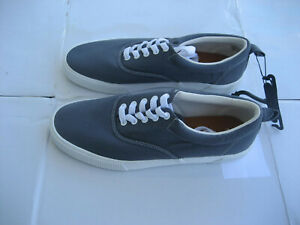 M Shoes Sneakers, Gray Canvas , Size