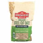 Arrowhead Mills Gluten Steel Cut Oats 24 Ounce