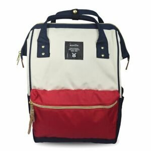 f14b6f0e0141 Image is loading Anello-Polyester-canvas-Unisex-Backpack-Bird-Authentic-AT-