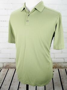 ab9f575b0 Tommy Bahama Polo Shirt Short Sleeve Collar Men s Size L Olive Green ...