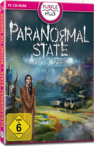 Paranormal State - Poison Spring  (Purple Hills)    PC     !!!!!! NEU+OVP !!!!!!