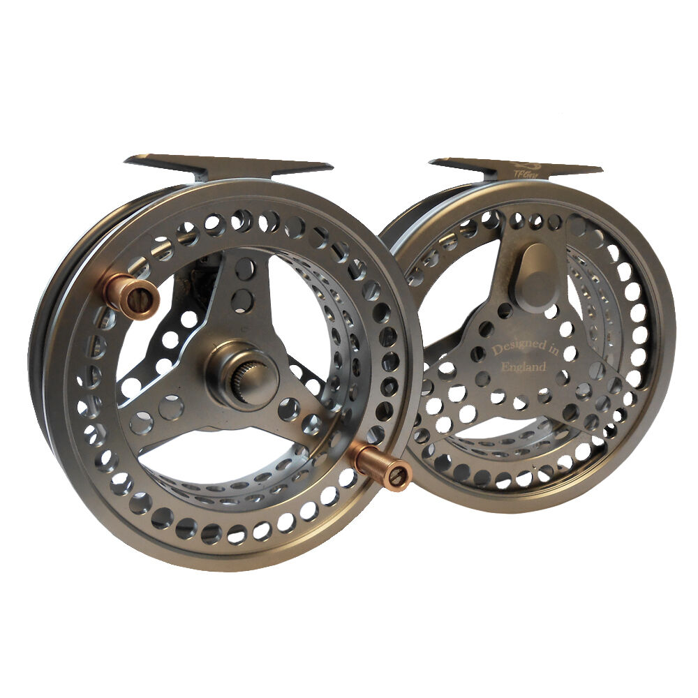 TF Gear Classic Centre Pin Reel Line Line Line Guard Not Included EX Demo TFG Barbel 33d5c0