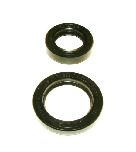 TRIUMPH TR2 TR6 A PAIR OF FRONT /& REAR GEARBOX OIL SEALS