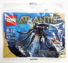 30040 ATLANTIS OCTOPUS promo city town lego minifigure NEW poly bag legos set