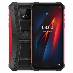 "Ulefone Armor 8 6.1"" Rugged Waterproof Android 10 Phone 4Gb + 64Gb Triple Camera"