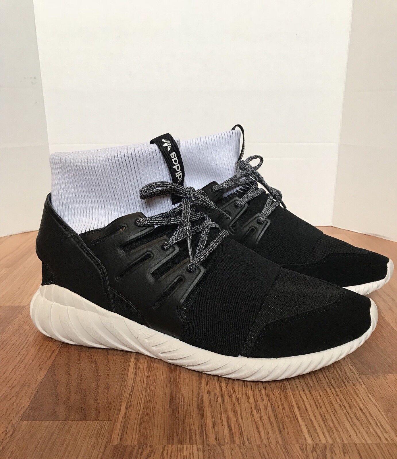 NEW ? Adidas Originals Tubular Doom Primeknit Shoes- Size 12 Uomo